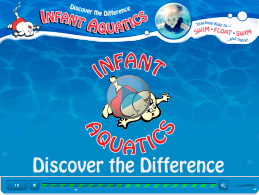Infant Aquatics, Discover the Difference - InfantAquatics.com :: Infant Aquatics video streamed in courtesy of InfantAquatics.com ©Infant Aquatics LLC